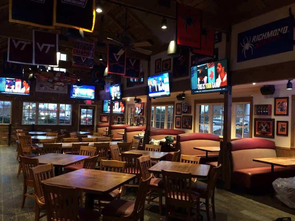 Sports Bar Chain Carolina Ale House Shuts Down Short Pump Location
