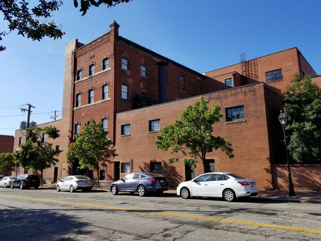 September 2019 — 1202 West Clay Street looking east