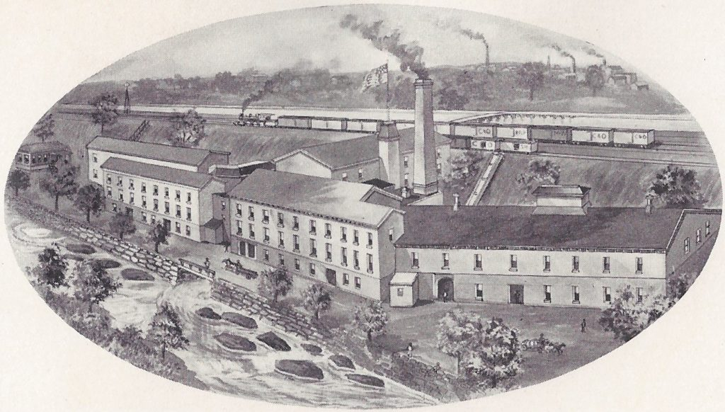[RVCJ03] Albemarle — Paper Manufacturing Company on Tredegar Street, circa 1903